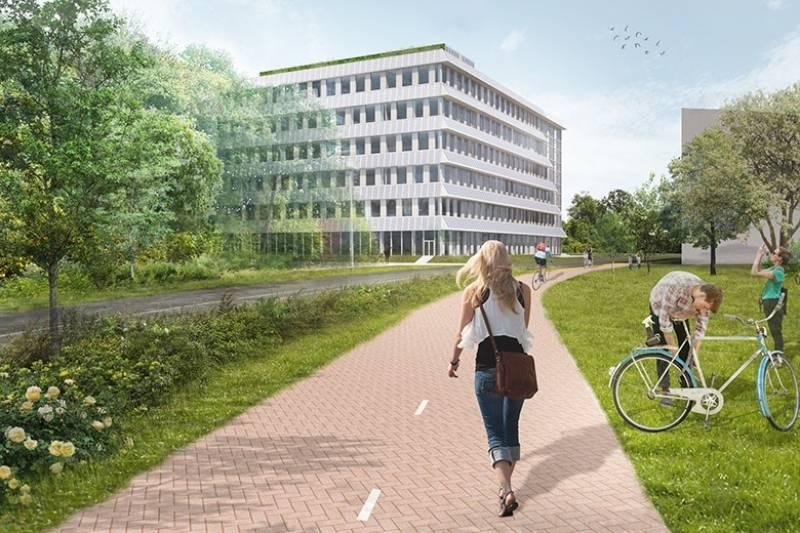 3e Onderwijsgebouw Universiteit Wageningen
