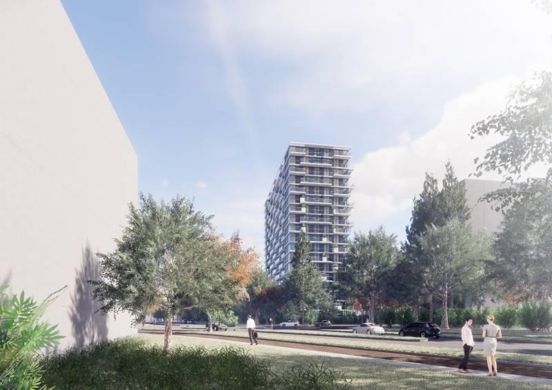 Biesbosch-gebouw Amstelveen