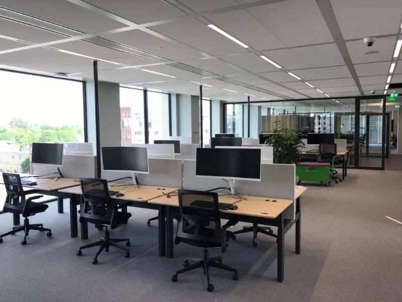 Kantoor ING Maple te Amsterdam