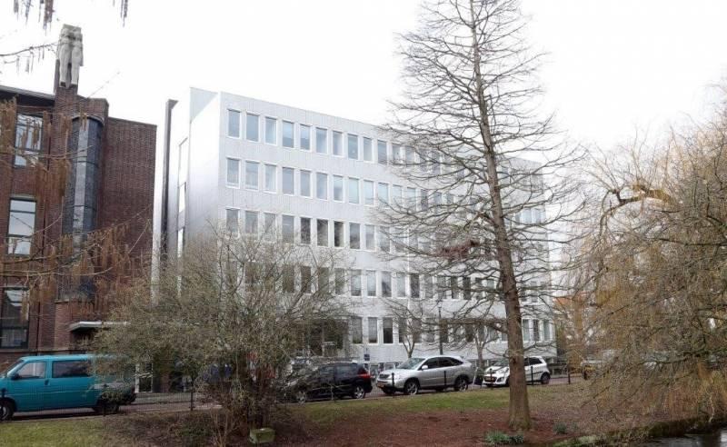 Neuhuyskade te Den Haag