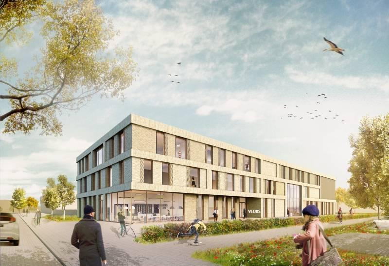 Nieuwbouw VMBO-school Veurs Voorburg