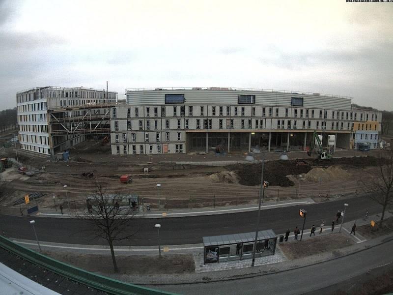 Prinses Maxima Centrum - time lapse bouw afgelopen jaar