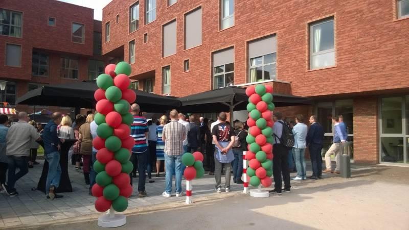 Weerklank in Amsterdam feestelijk geopend