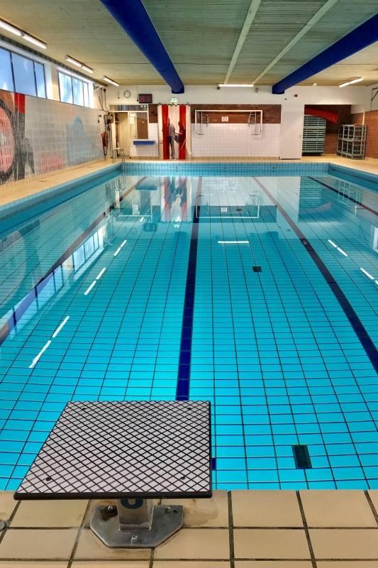 Zwembad Teylingen College KTS Voorhout